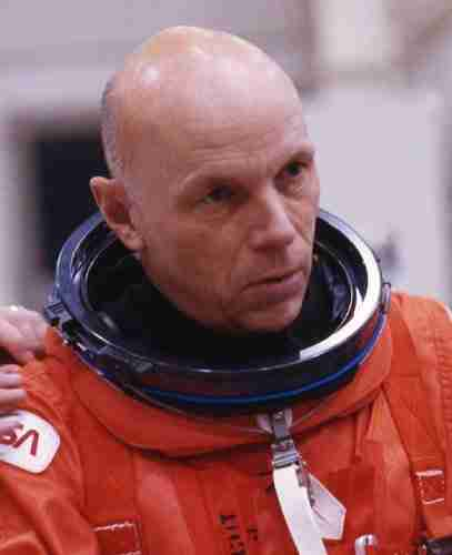 Dr. Story Musgrave, retired NASA astronaut