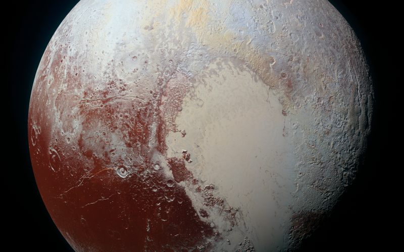 Pluto - NASA New Horizons