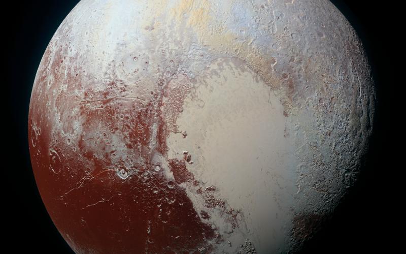 Pluto - NASA New Horizons