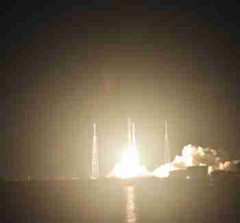 SpaceX CRS-15 launch