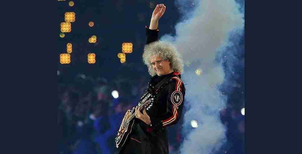 Queen guitarist & astrophysicist Brian May