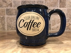 Your Online Coffee Break Mug