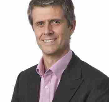 Christian Patouraux, CEO Kacific
