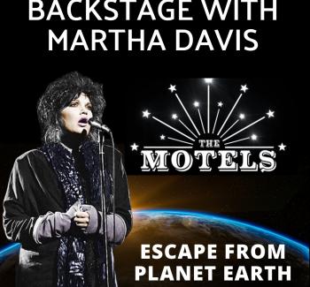 Martha Davis of The Motels