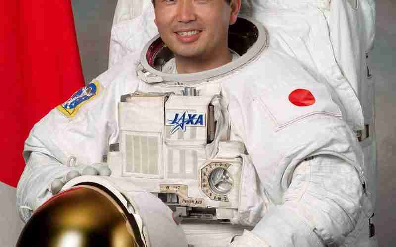 JAXA – Japan Aerospace Exploration Agency with astronaut Dr. Koichi Wakata