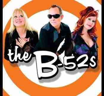 The B-52's Kate Pierson